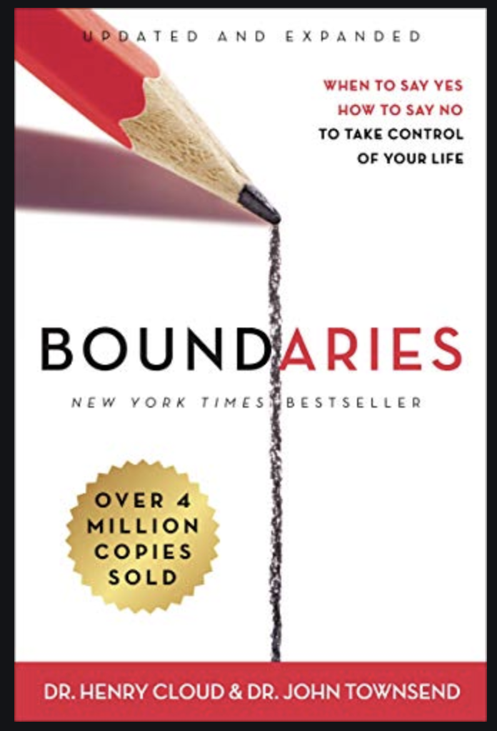 Boundaries 書 Henry Cloud John Townsend