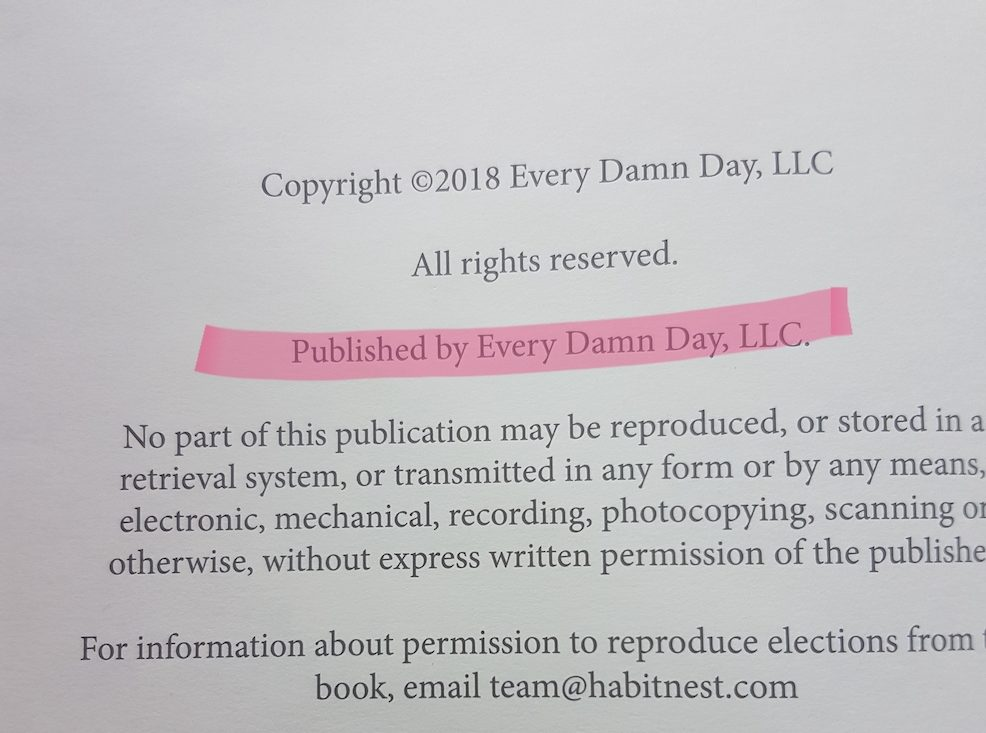 Every Damn Day LLC
