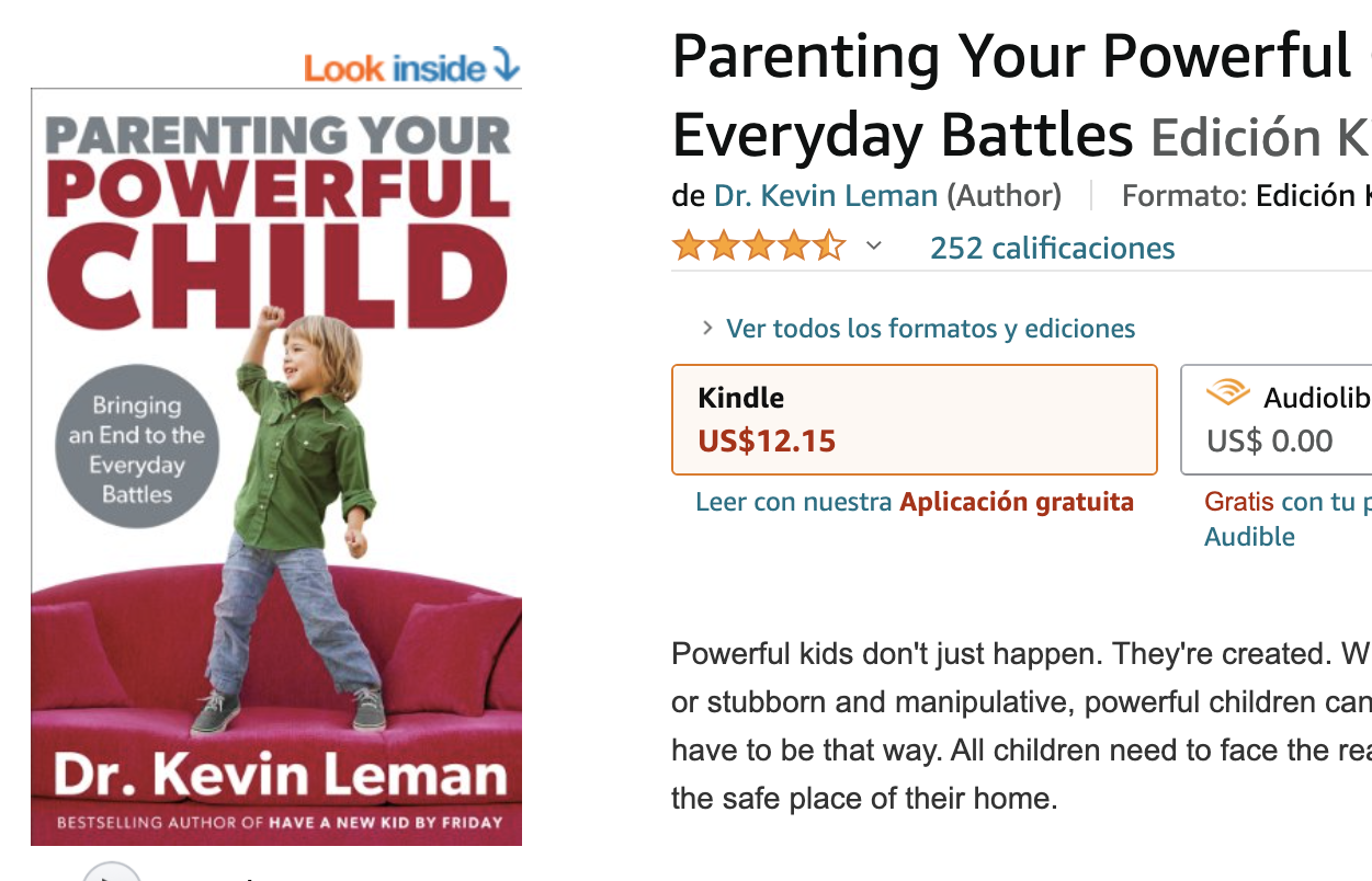 Parenting Your Powerful Kid Kevin Leman